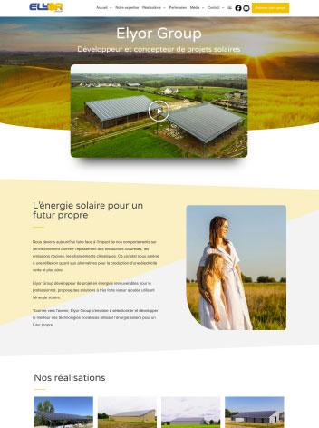 elyor group mistral agency réalisation