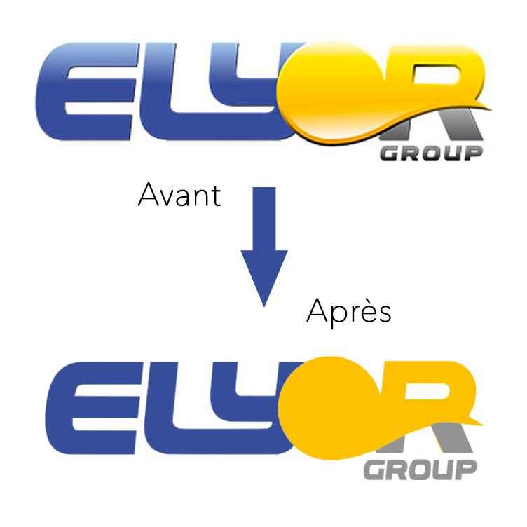 logo elyor group avant après