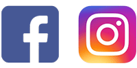 facebook instagram logo